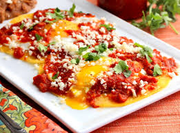 HAVEOS RANCHEROS (RANCH EGGS)