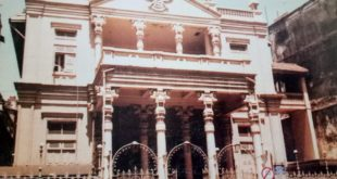 fire temple installation of Aatash behram