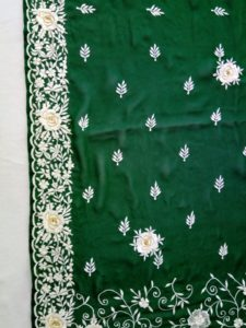 Garas---old Parsi Saris