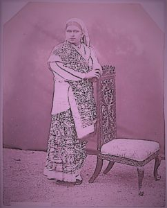 garaas- old parsi saris